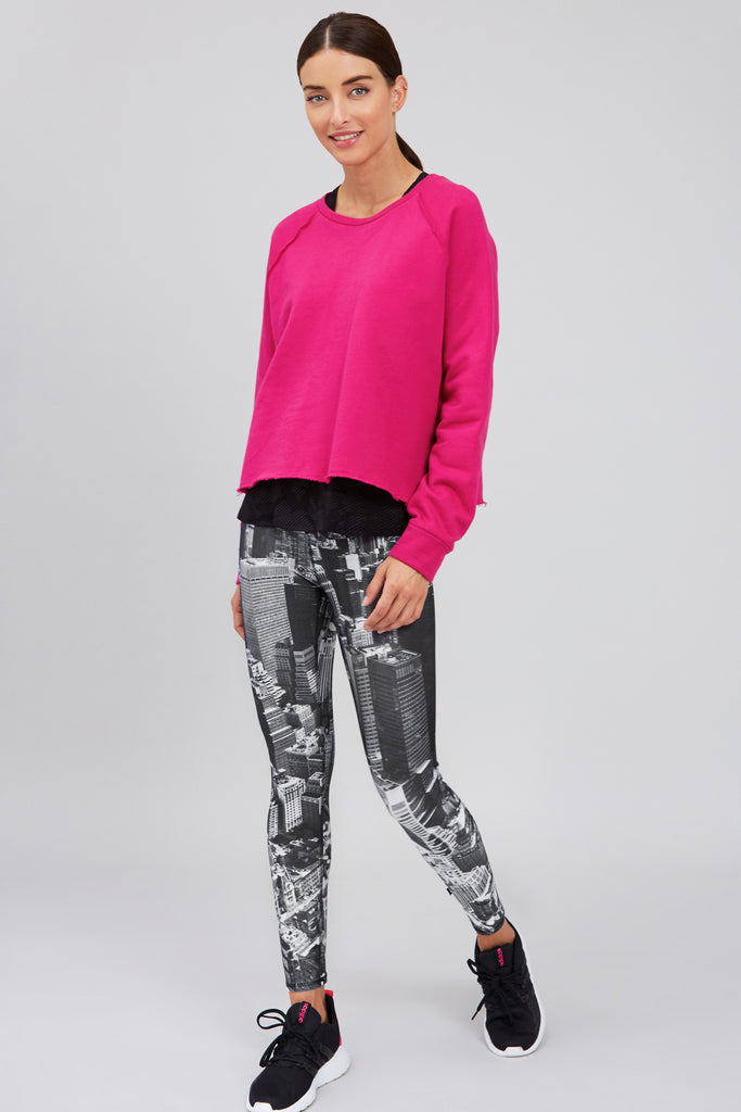 Above NYC Slim Band Leggings