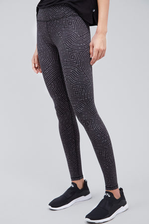 Find Your Groove Tall Band Leggings