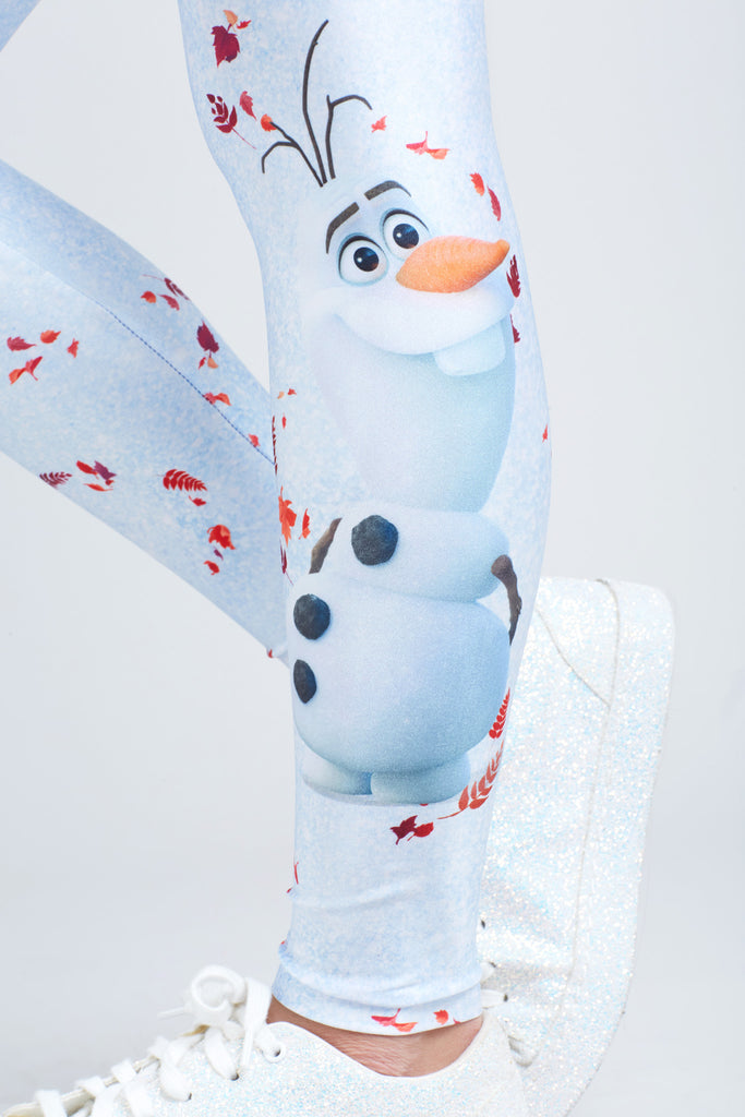 Disney Frozen 2 Olaf Leggings