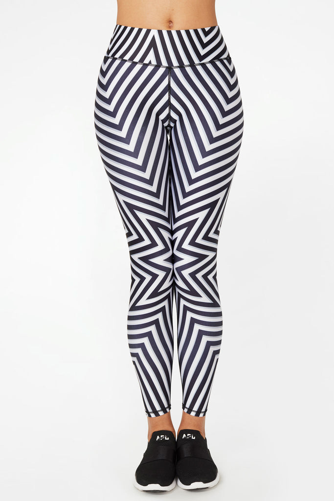 Starburst Tall Band Leggings