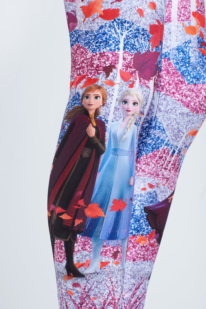 Disney Frozen 2 Enchanted Forest Leggings