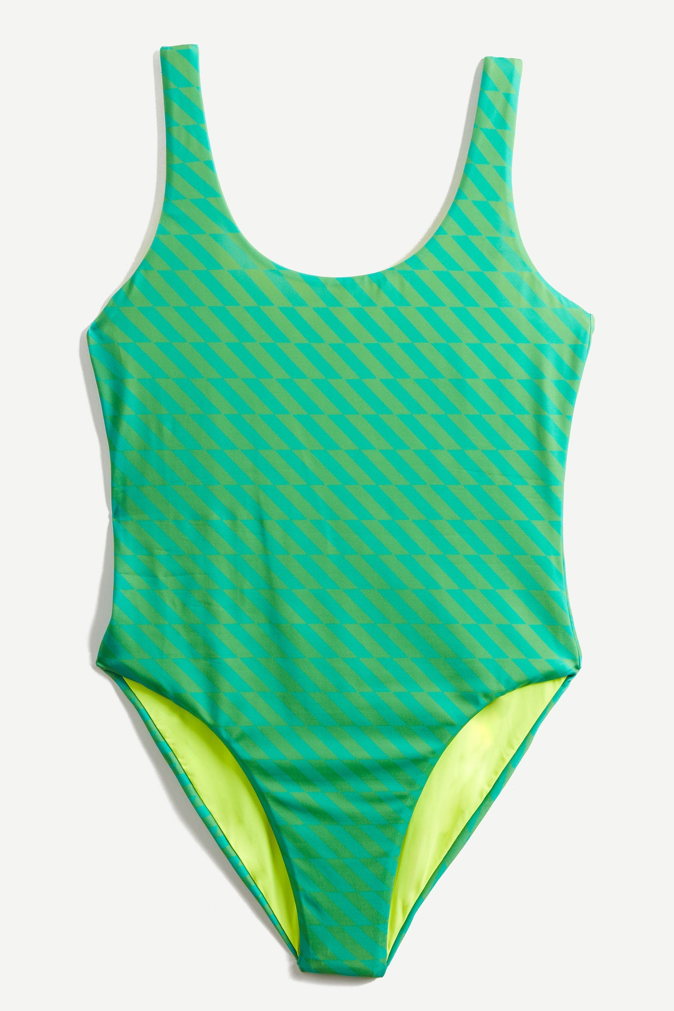 Seagrass One Piece Swimsuit