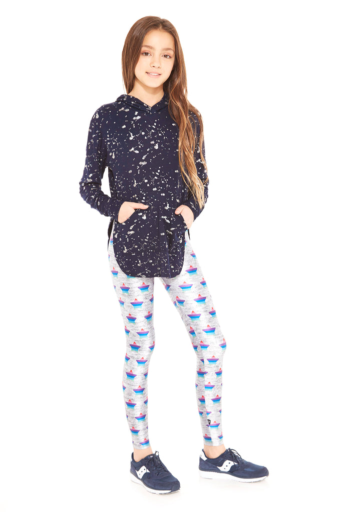 Girls Star Life Leggings by Terez