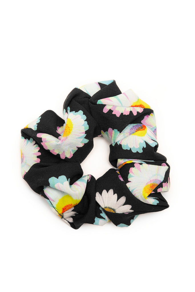 Trippy Daisy Scrunchie by Terez