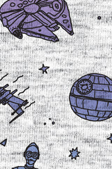 Girls Star Wars Doodle Shorts by Terez