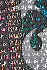 Girls Star Wars We Should All Be Rebels Leggings by Terez