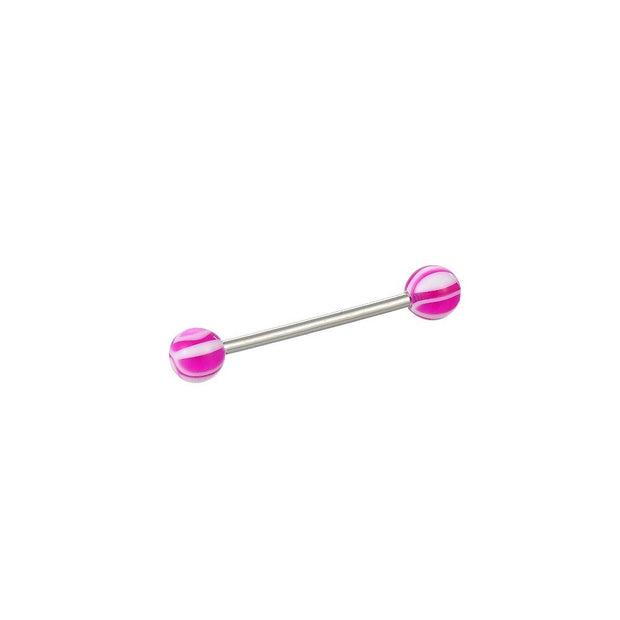 100Pcs Mixed Steel Ball Tongue Navel Nipple Barbell Rings Bar Body Piercing Jewelry Wholesale Party Gifts