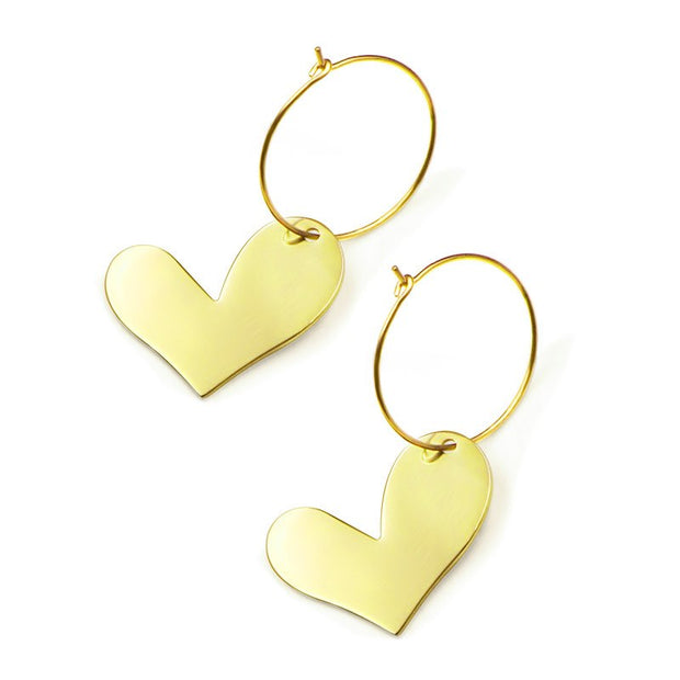 2018 New Earrings For Women Gold Sliver Colors For Women Girl Fashion Jewelry Earring Dangle Drop Earring For Women