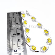 Beautiful Bracelets & Bangle Cubic Zircon Bracelet AAA Cubic Zirconia Female Bracelet