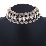 Fashion Brand Designer White Imitation Pearl Collar Choker Necklace Jewelry For Women Birthday Gift Wholesale