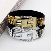 Fashion Jewelry Shiny Bead Handmade Charm Bracelet Men Casual Personality Trendy Bracelet &Bangle QN-36 Wholesale