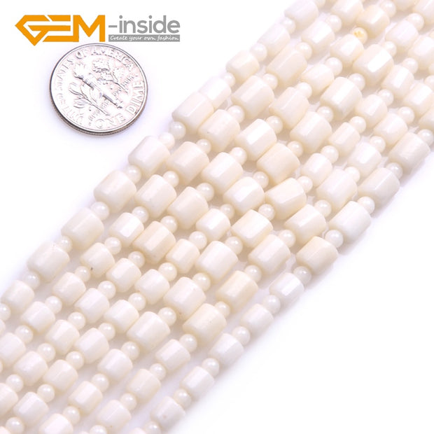 GEM-inside 3-6mm Graduated Coral Beads Natural Coral Beads Loose Bead For Jewerly Making Beads Strand 15 Iches FreeShipping!