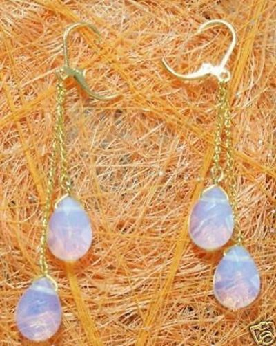 Hot Sale New Style >>>>Fashion Jewellery Beautiful Opal Earring