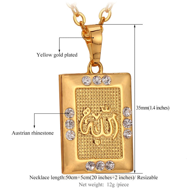 Kpop Pendants Necklaces For Women Elegant Hot New Items Pendant High Quality Gold/Silver Color Fashion Jewelry P960