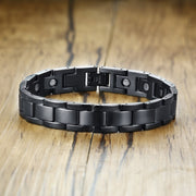 Magnetic Therapy Bracelets Anket For Men Pain Relief For Arthritis And Carpal Tunnel Pulseira Masculina