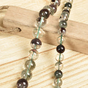 Pale Green Faceted Beads On The Surface And Like A Phantom Suit Green Ghost Crystal Loose Beads