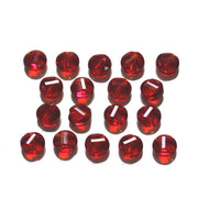 Shangquan TOP Quality 6mm 100pcs AAA Round Austrian Crystals Beads Multi Color Jewelry Making DIY Twist Button Beads