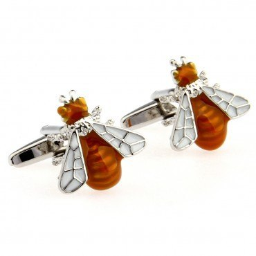 TZG04967 Animal Cufflink 1 Pair Free Shipping