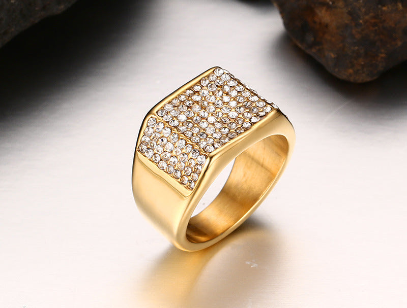 Without Box Tr Vicky Valily Jewelry Mens Ring Simple Design