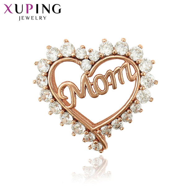 Xuping Fashion Jewelry Sweet Little Fresh Romantic Pendant Of Love Shape For Women Valentine's Day Gifts S120,6-34238
