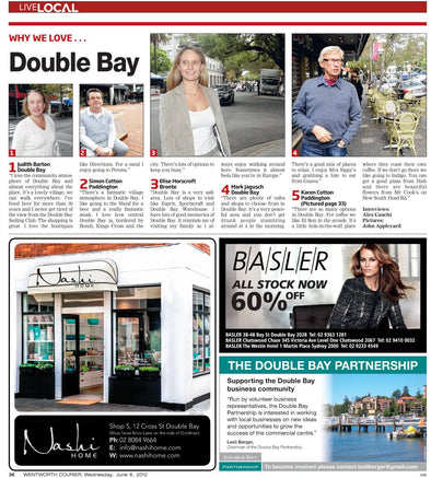 Hidden Gems in Double Bay