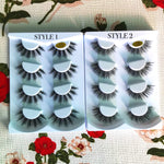 So chic pack of lashes