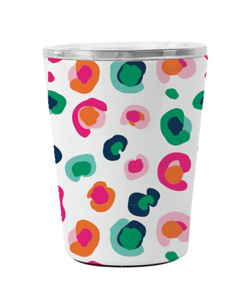 Catwalk Confetti Coffee Tumbler