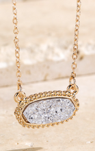 Load image into Gallery viewer, Druzy Necklaces