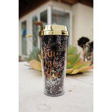 Load image into Gallery viewer, Glitter Coffee Tumbler