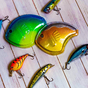 Fishing Lure Shower Steamer