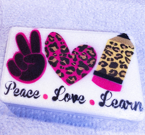 Peace Love Learn