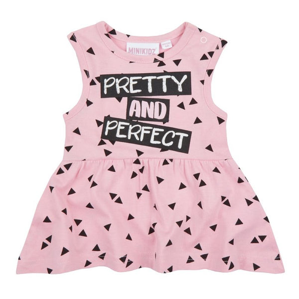 PRETTY & PERFECT SUMMER DRESS (NB-24 MONTHS) FOR BABY GIRLS - instige.myshopify.com