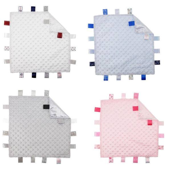 Bubble Comforters With Taggies - instige.myshopify.com