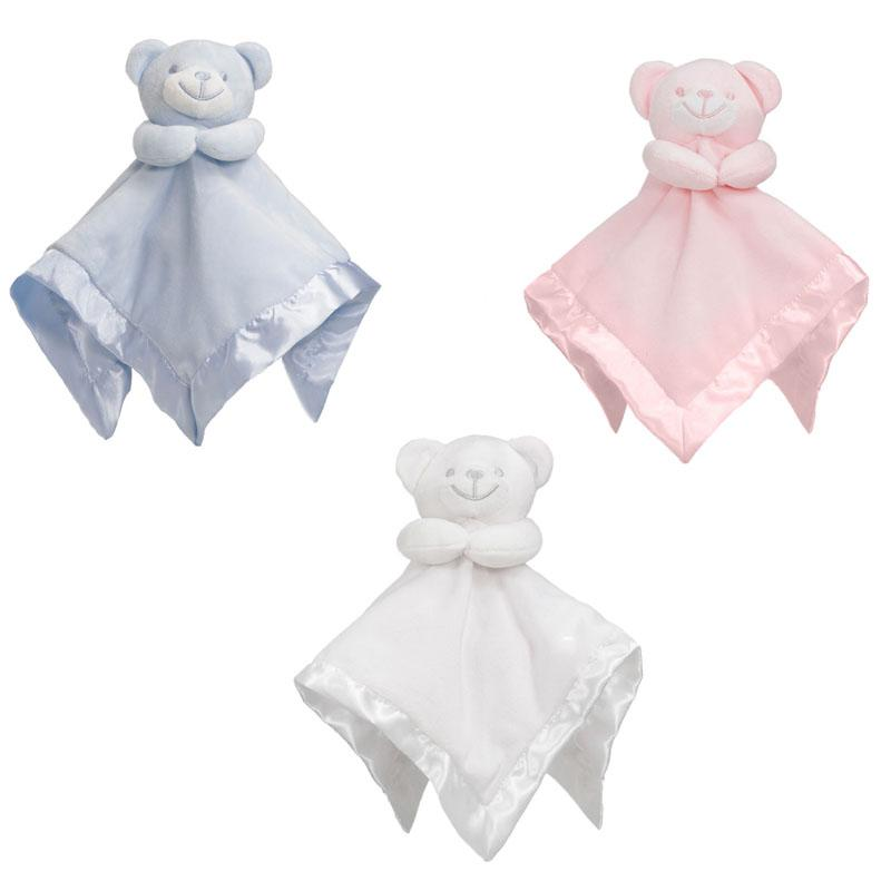 Bear Comforter With Satin Back - instige.myshopify.com