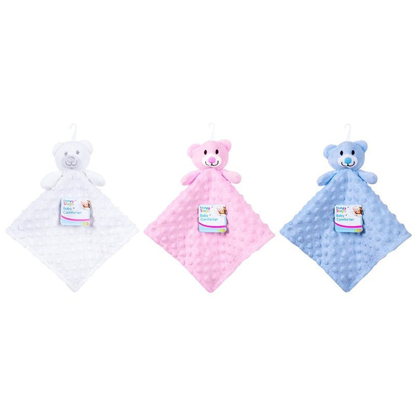 SOFT DOUBLE SIDED BABY COMFORTER BLANKET - instige.myshopify.com