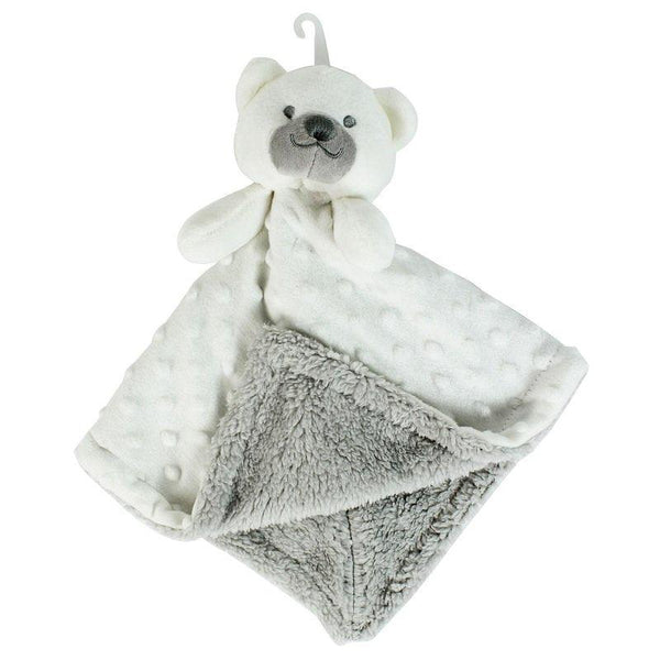 SOFT DOUBLE SIDED BABY COMFORTER BLANKET (WHITE ONLY) - instige.myshopify.com
