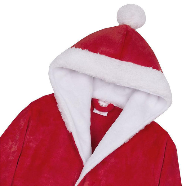 Novelty Christmas Dressing Gown (2-6 Years) %Snugdem Boogums%