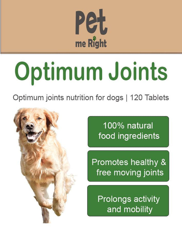 Optimum Joints  for dogs - 120 Tablets