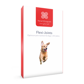 Flexi-Joints for dogs - 120/240 Tablets