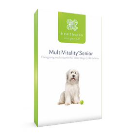 Multivitality Senior for dogs - 240 Tablets