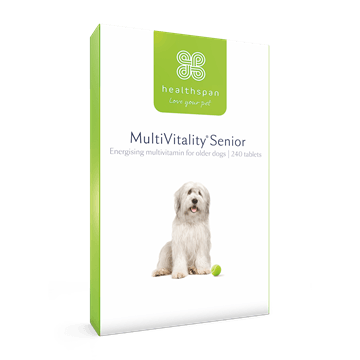 Multivitality Senior for dogs