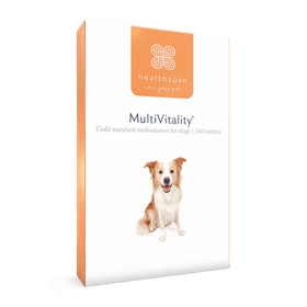 MultiVitality for Dogs