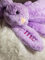 Bashful Bunny Rabbit - Purple - instige.myshopify.com