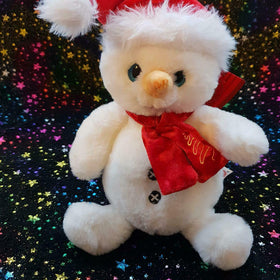 Christmas Gift Bundle - Bashful Bunny - Snowman