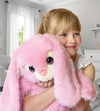 Personalized Signature Cuddle Bunny, keel toys 35cm