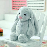Large Bashful Bunny Rabbit - Grey - instige.myshopify.com