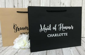 PERSONALISED BOUTIQUE GIFT BAG