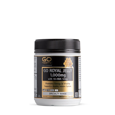 Royal jelly 180 capsules 1000mg