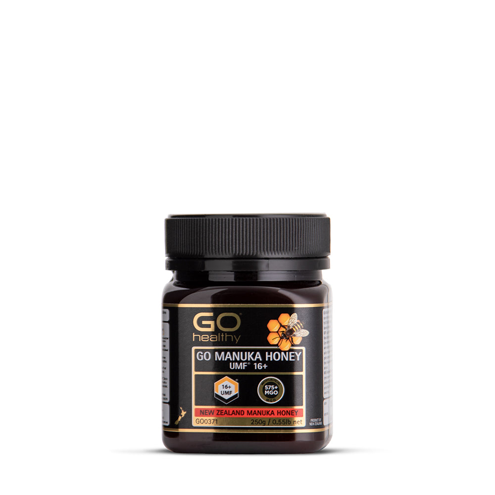 16+ UMF (570+ MGO) Go Manuka Honey 250g