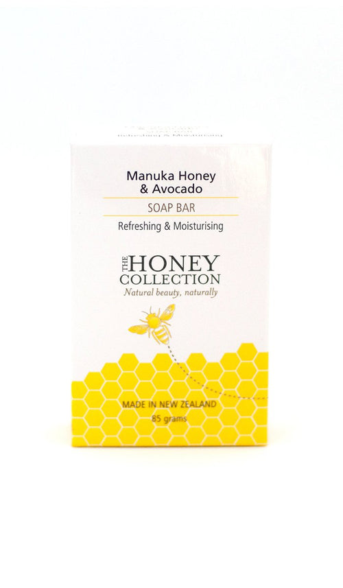 Manuka Honey & Avocado Soap Bar 85g